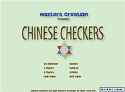 The board of Chinese Checkers